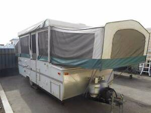 2003 Jayco Eagle Slider with Ensuite Hampstead Gardens Port Adelaide Area Preview