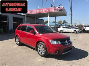 2012 Dodge Journey R/T 4x4 gps cuir