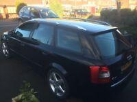 Audi A4 estate 1.9 tdi sport