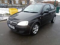 2004 VAUXHALL CORSA 1.0 LOW INSURANCE GROUP, LOW MILEAGE
