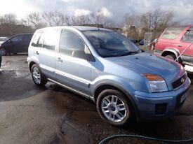 2007 07 reg ford fiesta 1.4 tdci diesel zetec climate 5 door mot good we cheap casr £995s