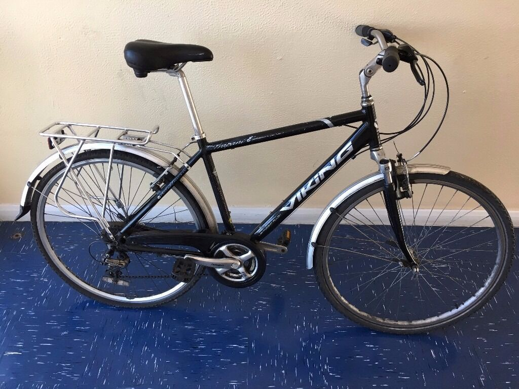 Mens bike (needs some repairsin Clapham, LondonGumtree - Mens Hybrid Bike Needs to be serviced as it has plenty of general wear and tear, including flat rear tyre & brake pads need replacing. Sold as is. Best for someone who wants to fix it themselves. £50 or nearest offer. Well made & solidly built...