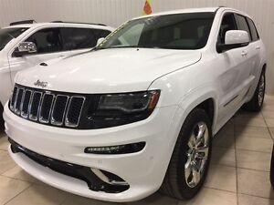2016 Jeep Grand Cherokee SRT TOIT, GR. LUXE