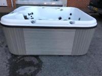 Brand new ex-display Hot Tub
