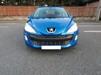 2008 Peugeot 308 1.6 VTi Sport