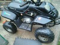 90cc automatic quad