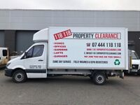Man with a van in Glasgow and surrounding areas