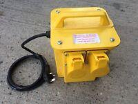 Brand New Portable 110v Transformer