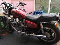 beautiful cx500 custom for sale