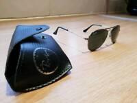 f68c97b73ab Children s authentic Ray Ban sunglasses.