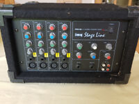 IMG Stage Line PMX-80 4 channel powered mixer