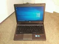 HP 6360b laptop. Core i5-2520. 4gb ram. 320gb hdd