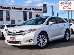 2015 Toyota Venza XLE AWD | Navigation | Leather | Pano Roof