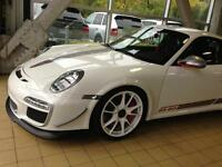 PORSCHE 997 911 GT3 RS BUMPER BODY KIT