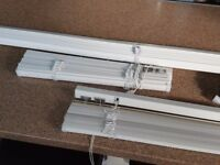 4 x Venetian Blinds Cream/Beige