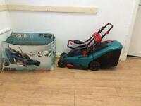Bosch electric lawnmowers