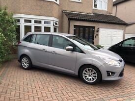Automatic 2011 Ford Grand C-Max Titanium(7 Seats)-Full Ford Service History