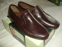 mens leather shoes size 8
