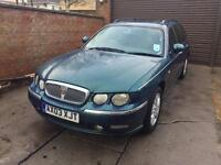 Rover 75 Club SE CDTI Manual Tourer - towbar