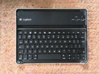 Logitech external iPad Keyboard