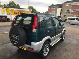 Daihatsu terios 1.3 petrol