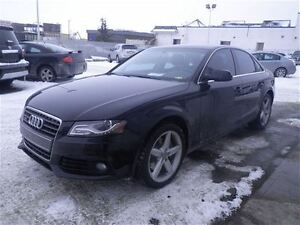 2011 Audi A4 2.0T | Leather | Heated Seats | Roof