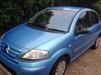 Citreon C3 1.4 Petrol Manual. Very good condition. Drives perfectly.