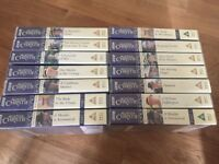BBC Agatha Christie Miss Marple VHS Tapes all in Excellent Condition