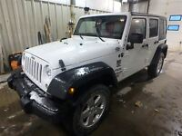 2015 Jeep Wrangler UNLIMITED SPORT A/C MAGS COMING SOON