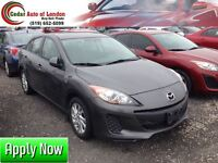 2013 Mazda MAZDA3 GX - WAS $11995 -  2.99% For 60 Months OAC