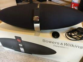 Bowers & Wilkins Zeppelin Air (30-pin)