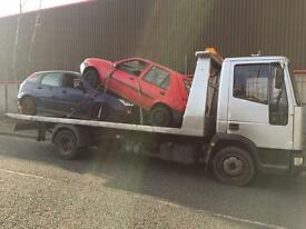 Scrap cars and vans wanted , top price paid , immediate collection!
