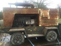 Diesel Generator export swap 4x4