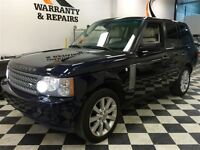 2006 Land Rover Range Rover Supercharged Local Clean CarproofNav