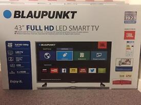 Two Brand new Blaupunkt TV