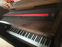 Baby Grand Pianos (2 available)