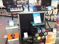 Flat Pack DJ Stand