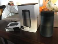 Bose revolve with crandle charge