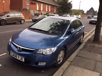 Honda Civic Hybrid (Fully Automatic) MOT till Sep-2017!!! IMMACULATE CONDITION