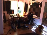 Take Your Music Further: London Recording Studio & Producer For Singer-Songwriters.