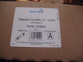mulyifit flue type A part no 720599401 315-500 positive fix new boxed