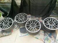 Team Dynamics 90 Motorsport Alloy Wheels