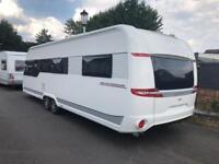 Hobby caravan 700 vip premium (2013) like tabbert/fendt