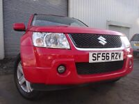 💥07 SUZUKI GRAND VITARA 1.6 4X4,MOT NOV 017,2 KEYS,2 OWNERS,PART SERVICE HISTORY,STUNNING 4X4