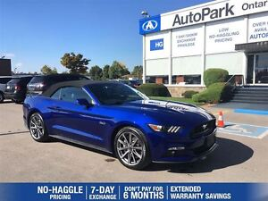 2016 Ford Mustang GT Premium| Navi| Backup Camera| Heated leathe