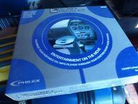 In Car CD/MP3 Travel Kit
