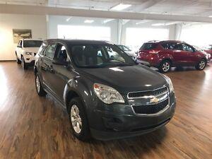2011 Chevrolet Equinox LS [2.4L/front wheel drive]