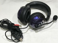 Saitek GH20 Vibrating Gaming Headphones