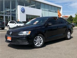 2016 Volkswagen Jetta Trendline Plus 1.4T 5sp OFF Lease. 100% NO