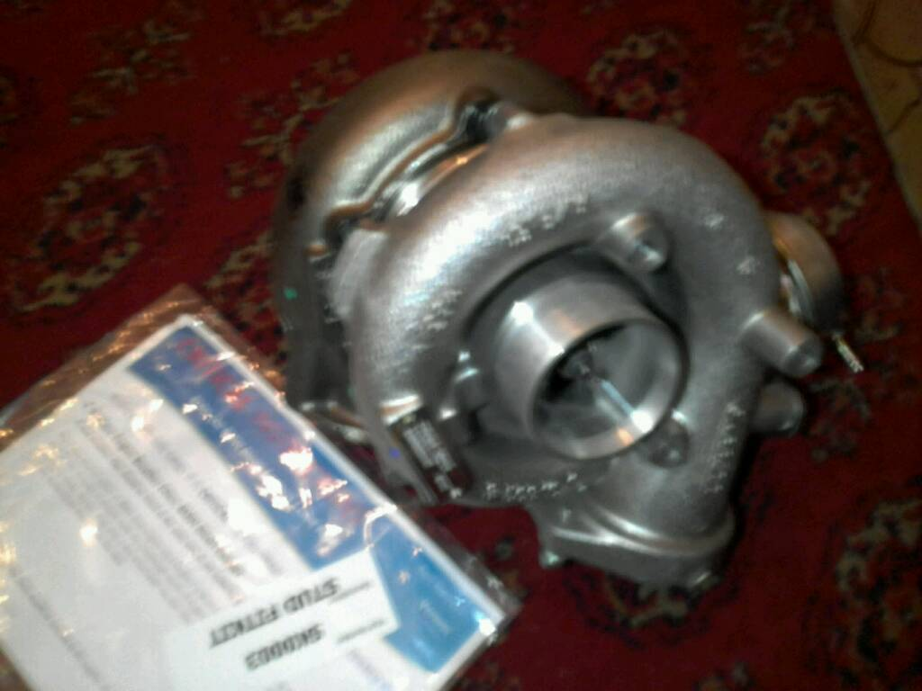 Bmw turbo for e60 530d parts number 719119330
